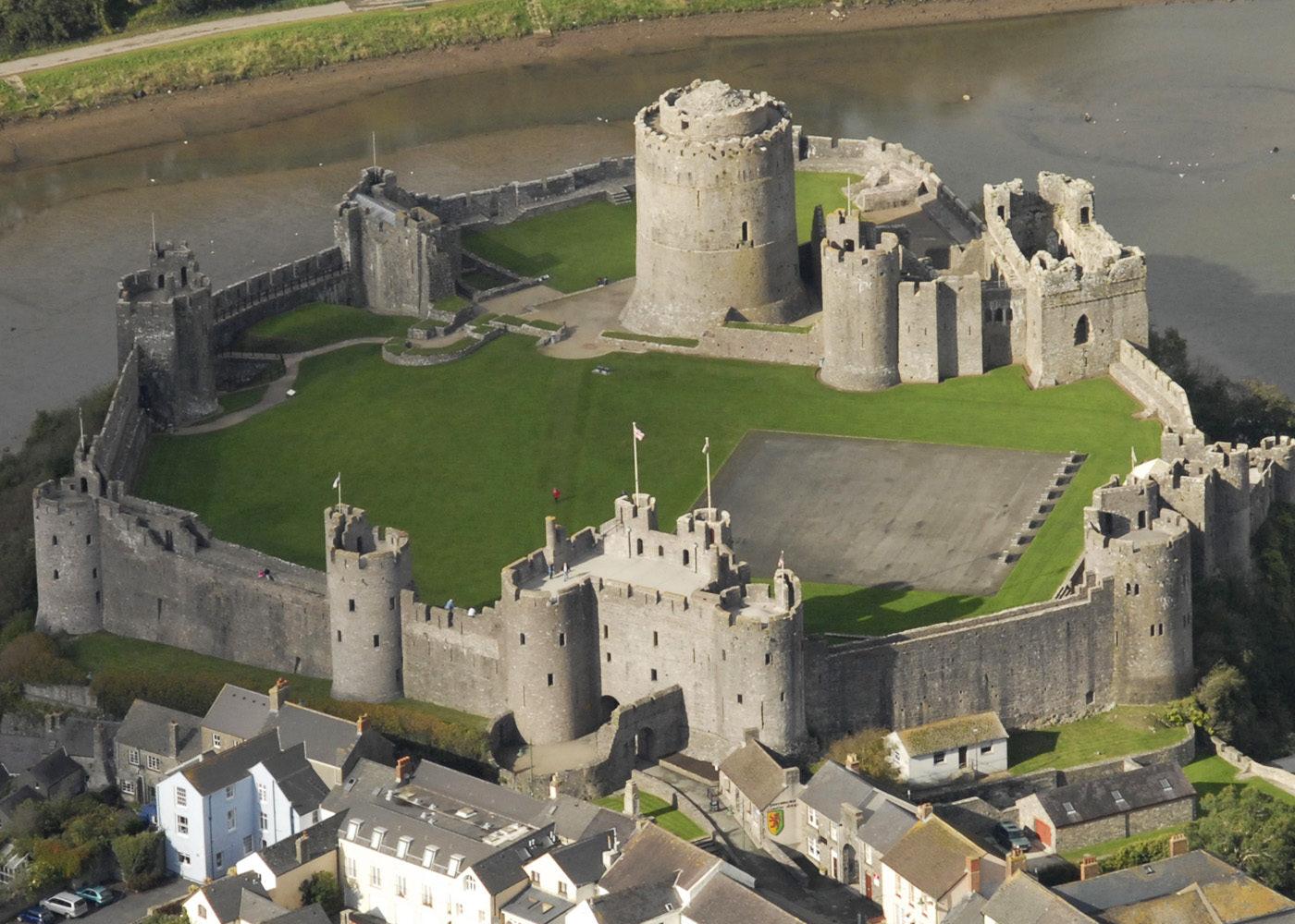 Pembroke Castle | Visit Pembrokeshire